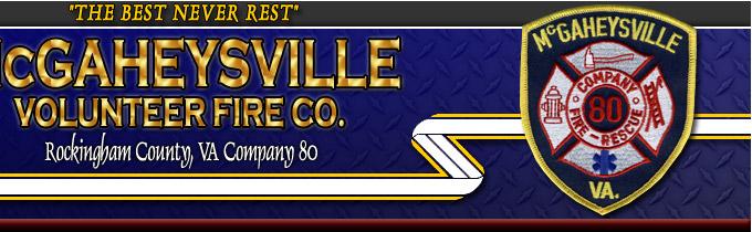 McGaheysville Volunteer Fire Company